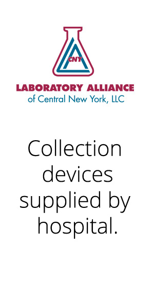 Specimen Collection Devices Laboratory Alliance Of Central New